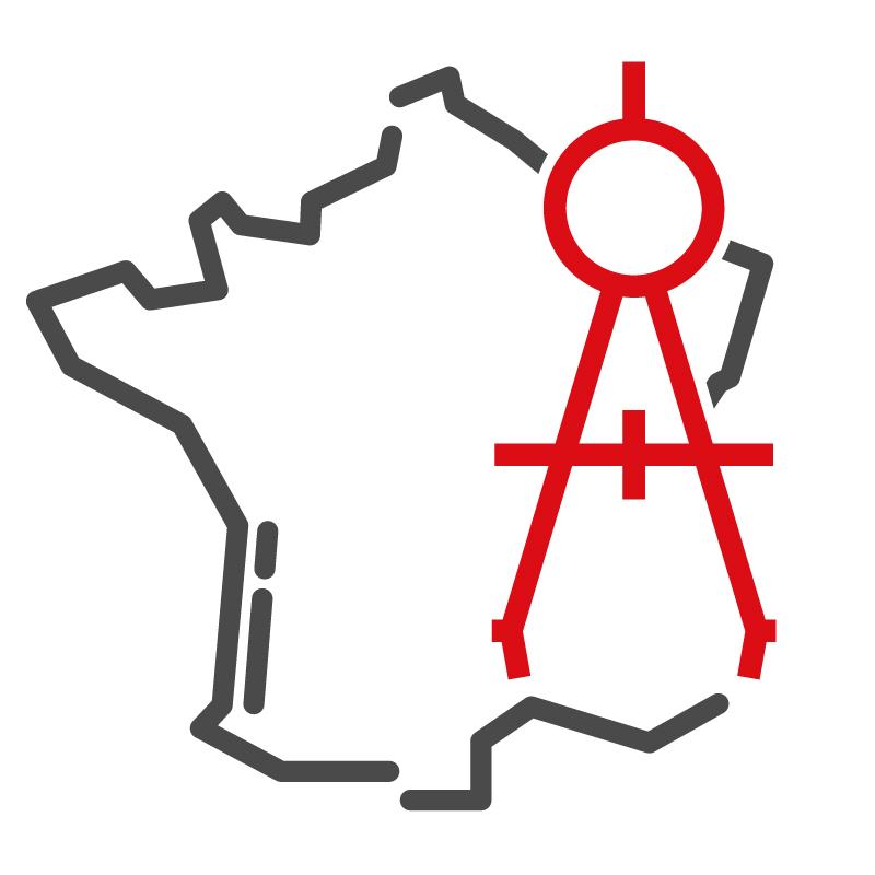 conception / fabrication 100% française
