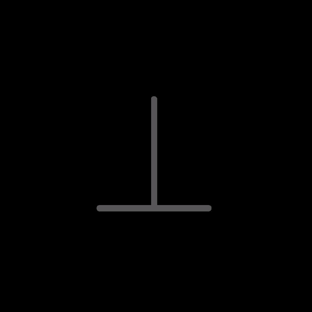 Profils en T – angles arrondis